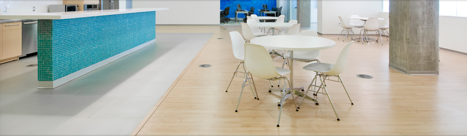 Corporate Floor Maintenance - Office Flooring - Commercial Floors Toronto