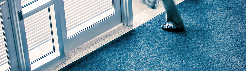 Commercial Floor Winterization