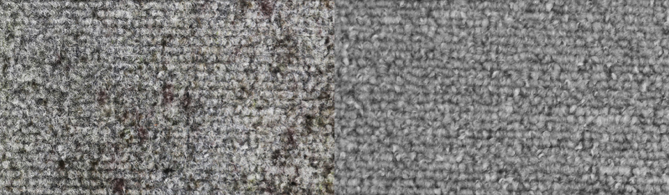 Commercial Carpet Restoration